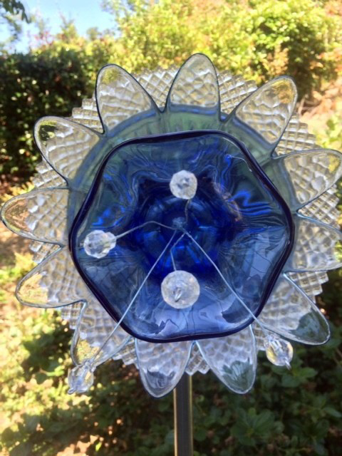 Sun Catcher Blue