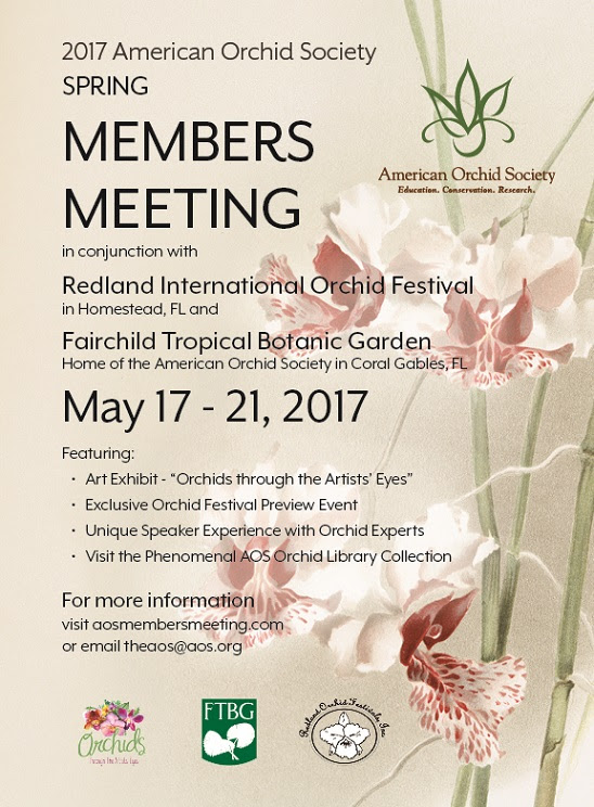 2017 AOS Spring Members Meeting